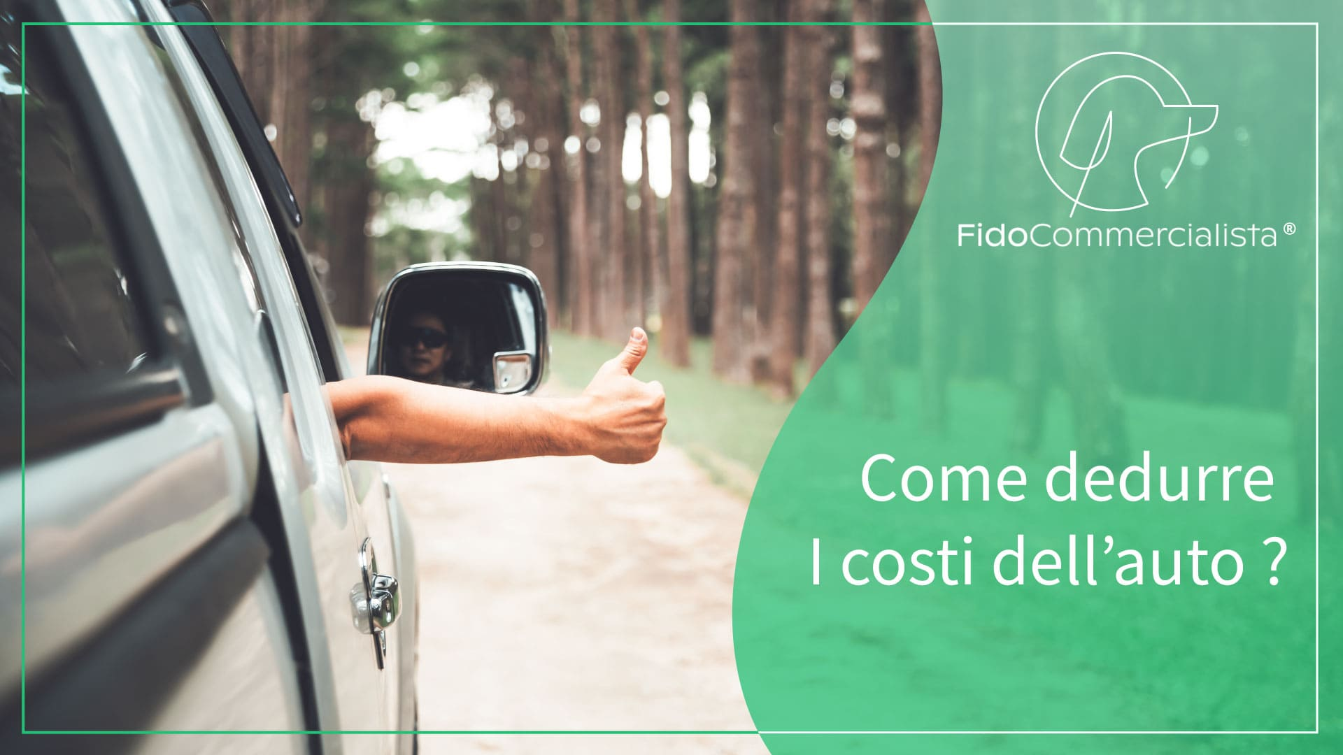 Come dedurre i costi dell'auto