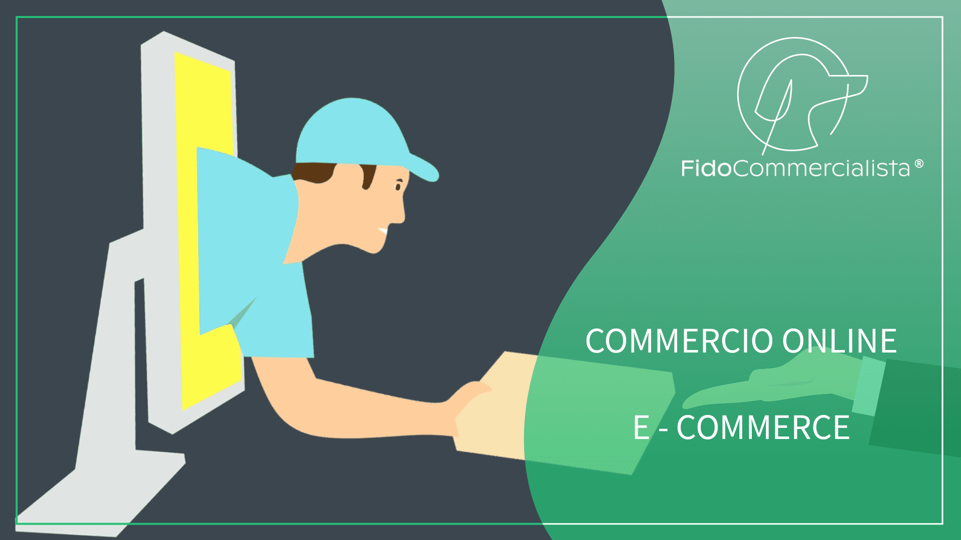 e-commerce commercialista online